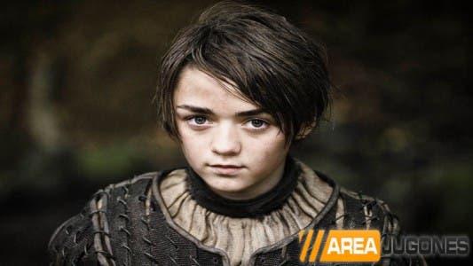 Maisie-Williams-as-Arya-Stark-in-Game-of-Thrones