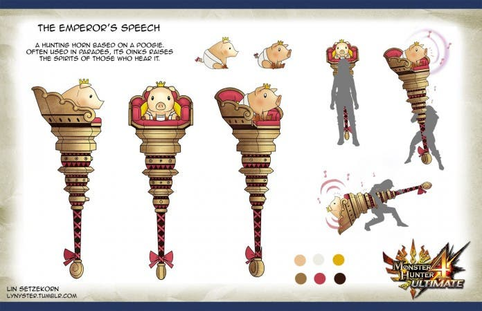 Monster-Hunter-4-Ultimate-Weapon-Design-Competition-Winner-Is-a-Pig-Horn-449292-2