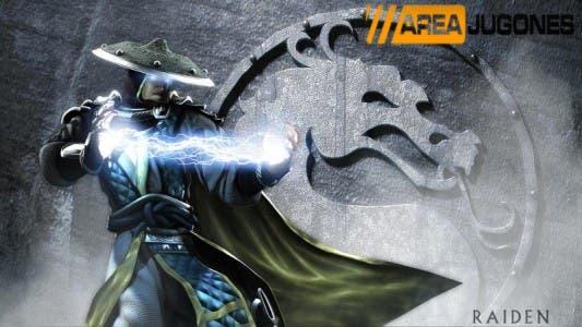 Mortal Kombat Deception Raiden