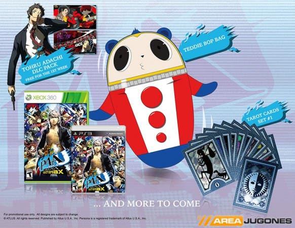 Imagen promocional de la edición especial del juego.
