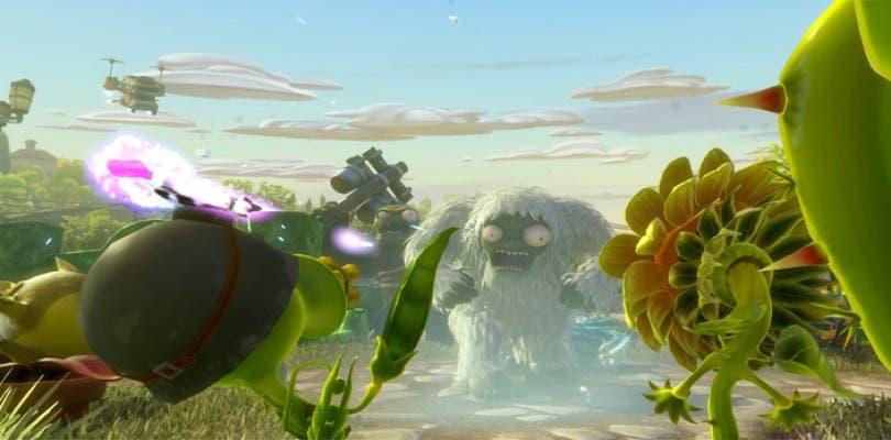 Una entrevista revela nuevos detalles de Plants vs. Zombies: Garden Warfare para PlayStation 4
