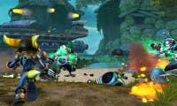 Comparación gráfica entre el Ratchet & Clank de PlayStation 2 y PlayStation 4