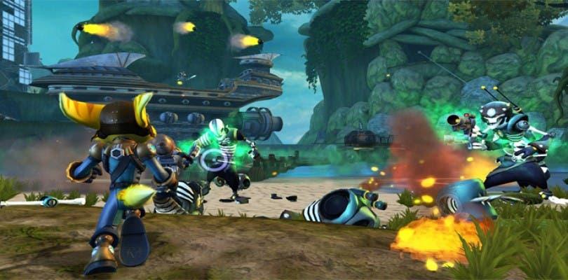 Ratchet & Clank Trilogy para PlayStation Vita filtra su tráiler de lanzamiento