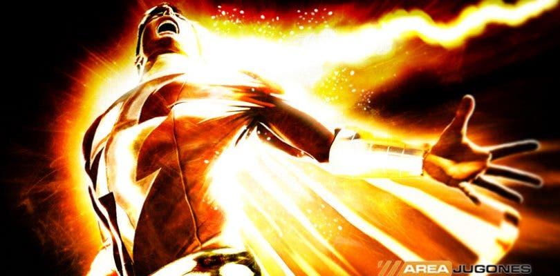 Mark Strong está en negociaciones para ser el villano de Shazam!