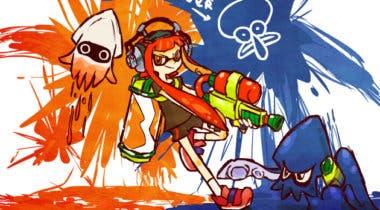 Imagen de Nintendo muestra un nuestro tráiler de Splatoon y la campaña para un jugador