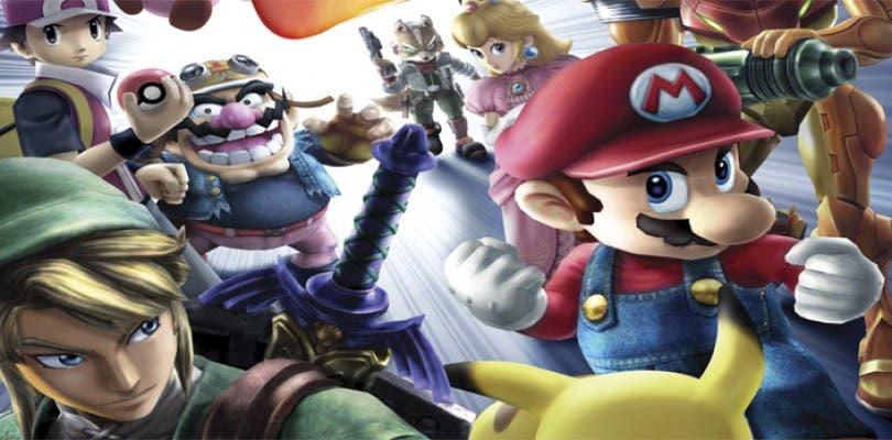 Se confirman cinco nuevos personajes en Super Smash Bros