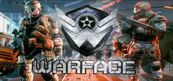 Warface-Crytek