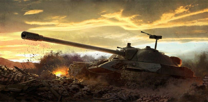World of Tanks tendrá beta abierta en PlayStation 4