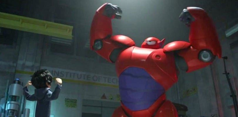 Nuevo tráiler de Big Hero 6 a menos de un mes de su estreno