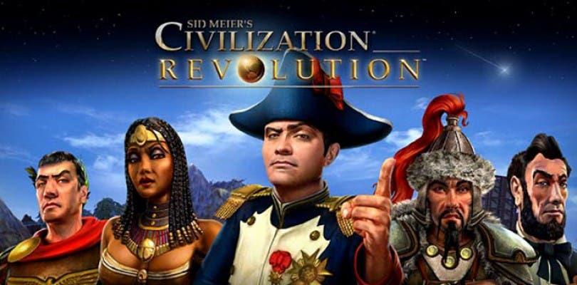 Completo vídeo de Civilization Revolution 2, que llegará en breve a iOS