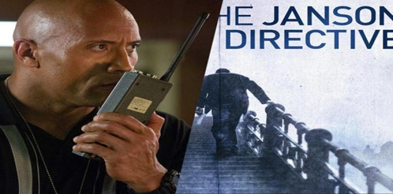 Dwayne Johnson podría protagonizar The Janson Directive