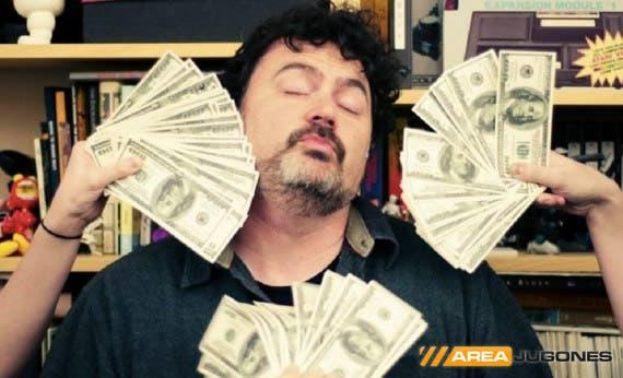 Tim Schafer Crowdfunding