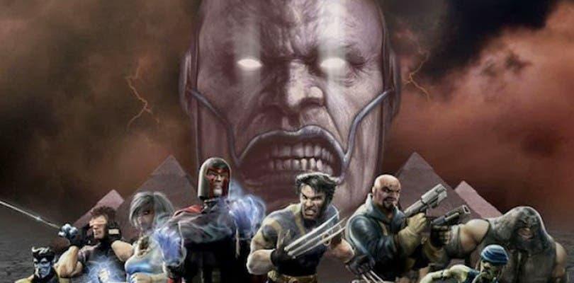 Primera imagen del borrador de X-Men Apocalypse
