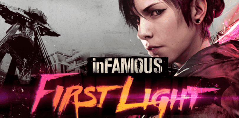 Infamous First Light también contará con una versión física