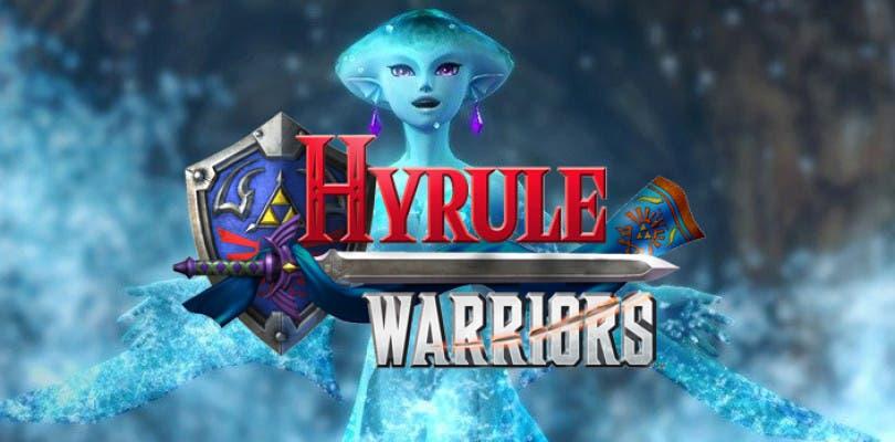 Un nuevo tráiler de Hyrule Warriors muestra a la Princesa Ruto