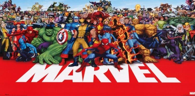 Marvel anuncia una película secreta para 2018