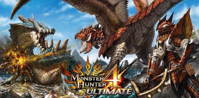 Mario y Luigi harán de las suyas en Monster Hunter 4 Ultimate