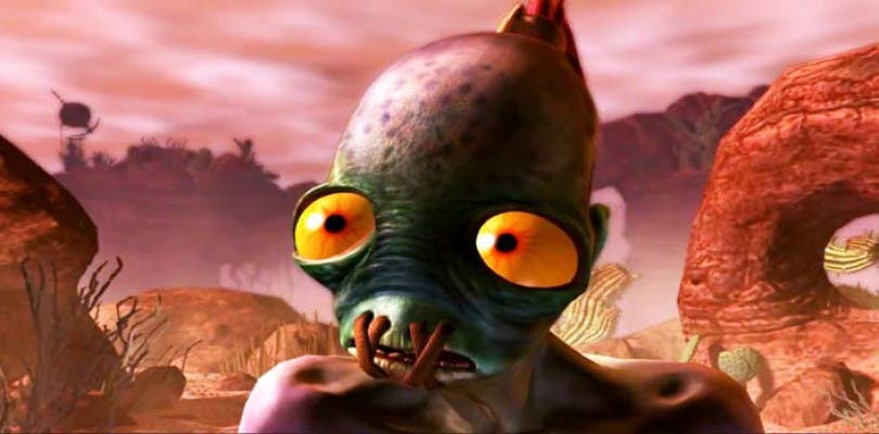 Oddworld: Munch's Oddysee HD llega hoy a PlayStation Vita