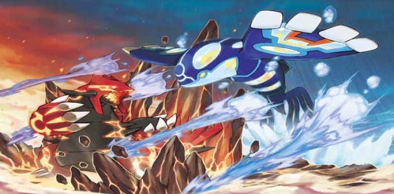 Nuevos datos de Pokémon Rubí Omega/Zafiro Alfa