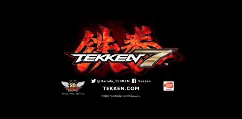 Primeros datos oficiales de Tekken 7