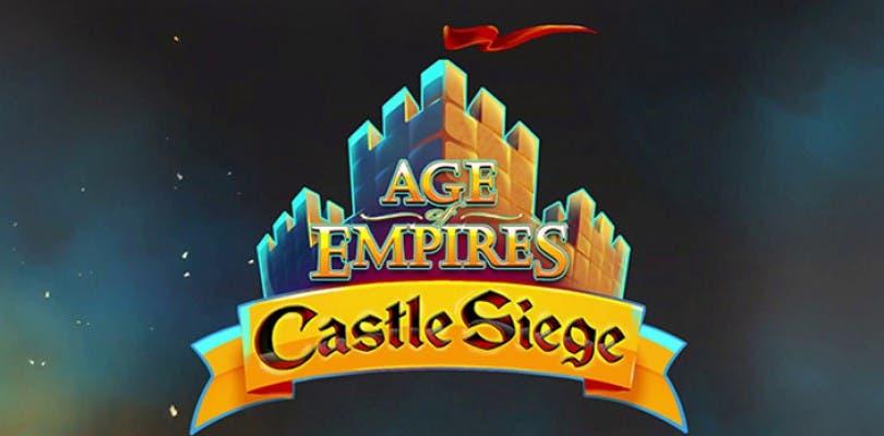 Age of Empires: Castle Siege llevará la famosa saga a Windows 8 y Windows Phone 8
