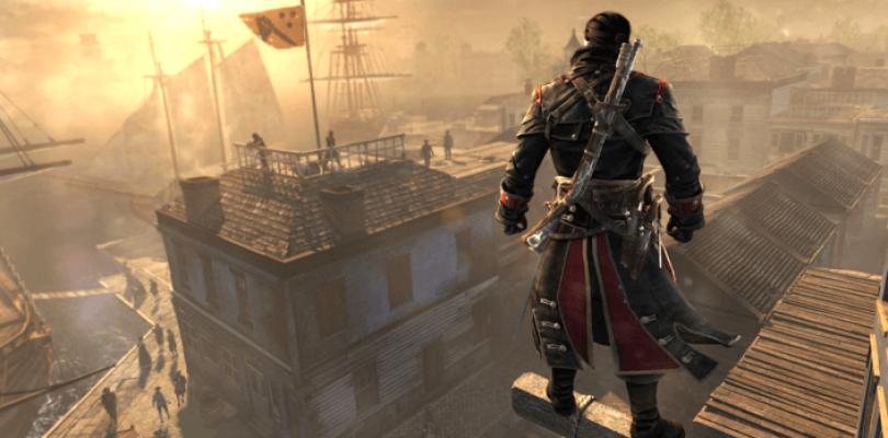 Assassin´s Creed Rogue se muestra en nuevas imágenes