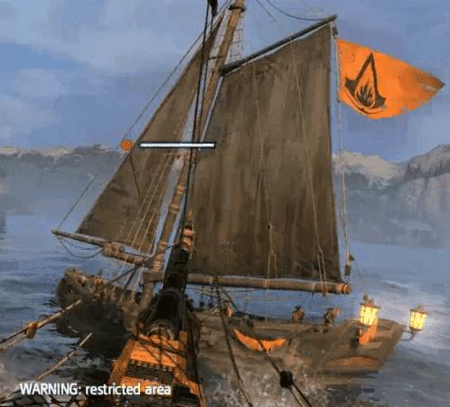 Los Asesinos tendrán su propia flota naval en Rogue.