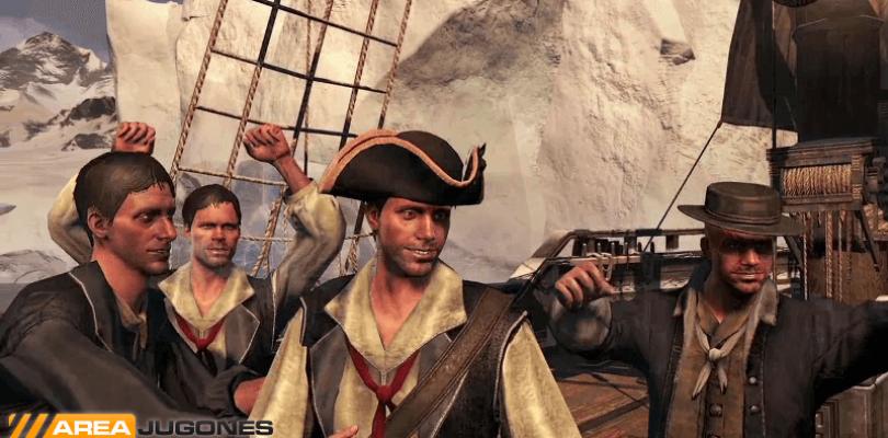 Estos son los logros/trofeos de Assassin's Creed Rogue