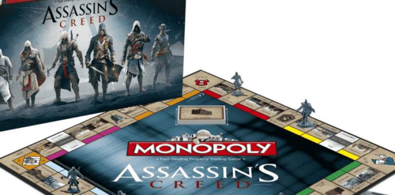 Assassin's Creed tendrá su propia versión de Monopoly
