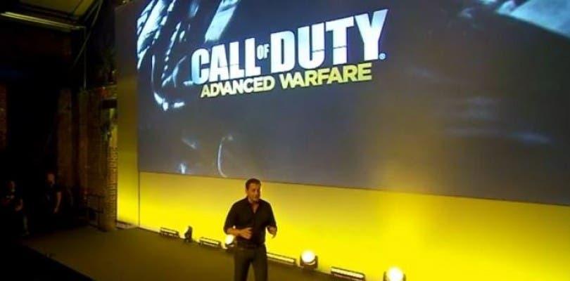 Resumen de la revelación multijugador de CoD Advanced Warfare y livestream