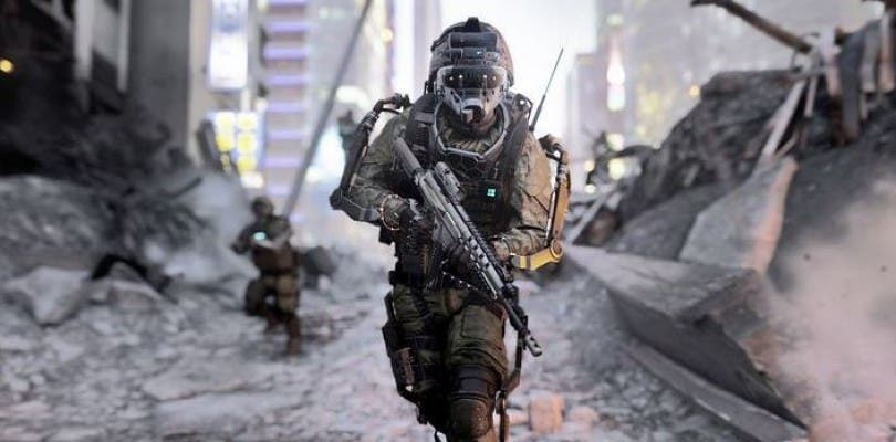 Las reservas de Call of Duty Advanced Warfare aumentan en un 385% tras la Gamescom