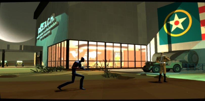 Counter Spy llega mañana a las plataformas PlayStation