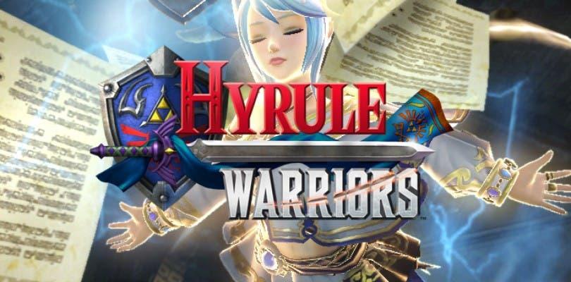 Descubre los poderes del Palo Deku en Hyrule Warriors