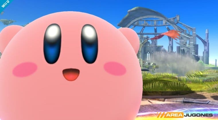 Imagen de Nuevo tráiler de Kirby y el Pincel Arcoíris para Wii U