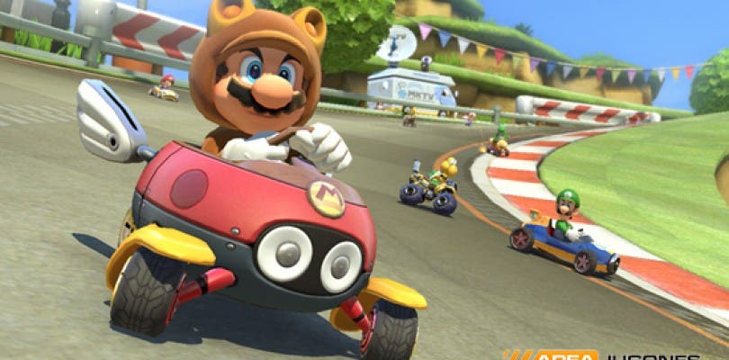 Ya puedes escuchar las nuevas canciones de Mario Kart 8