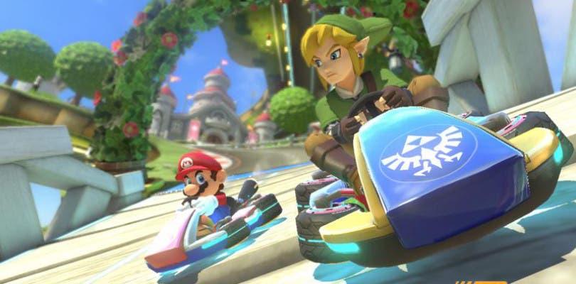 Master Cycle llegará con el primer DLC de Mario Kart 8