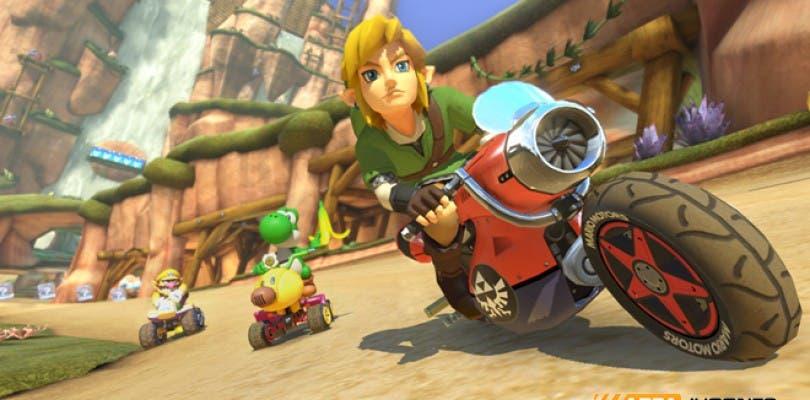 Se podrán utilizar hasta 10 Amiibos en Mario Kart 8