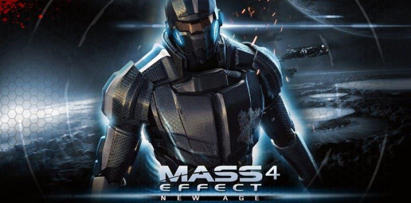 Mass Effect 4 podría no salir hasta 2016 y en él trabajan 200 personas