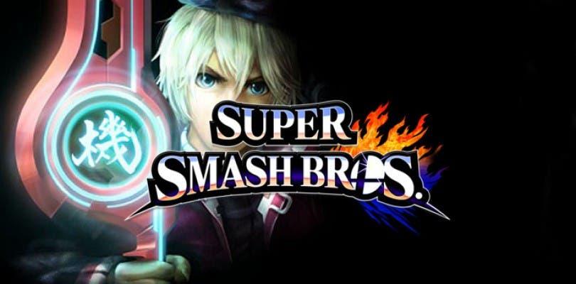 Se presenta a Shulk como personaje jugable en Super Smash Bros.