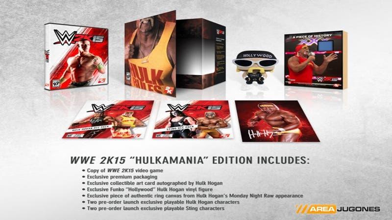 WWE 2K15 Coleccionista