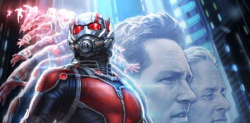 Disponible el teaser tráiler de Ant-Man