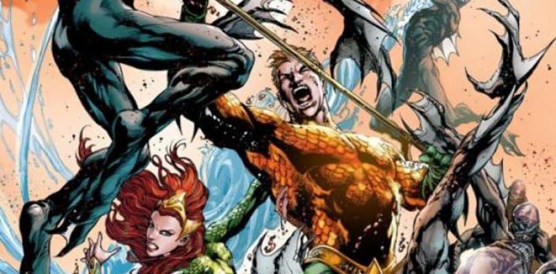 Confirmada la película de Aquaman con Jason Momoa