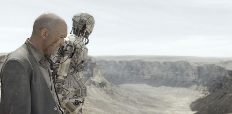 Trailer oficial de Autómata con Antonio Banderas