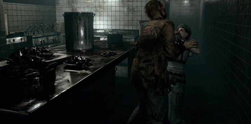Resident Evil HD Remaster anunciado oficialmente
