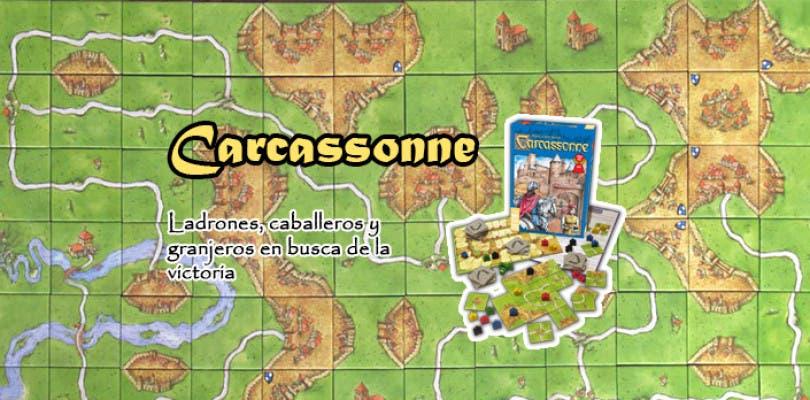 Juego en mesa: Reseña #1 Carcassonne