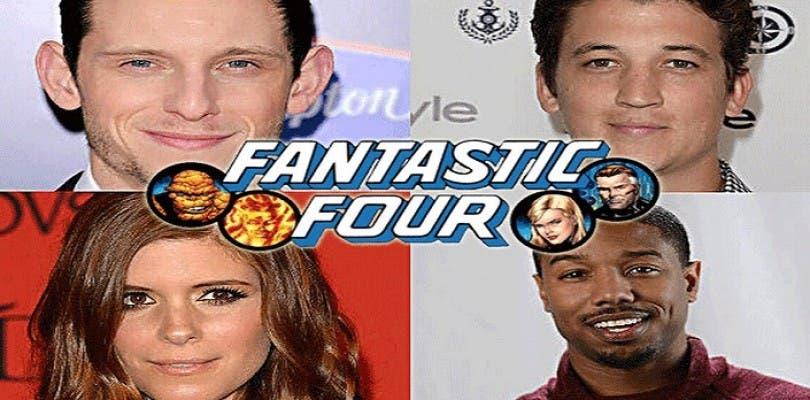 El rodaje del reboot de Los 4 Fantásticos llega a su fin tras solo tres meses