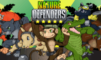 Ganadores Nature Defenders