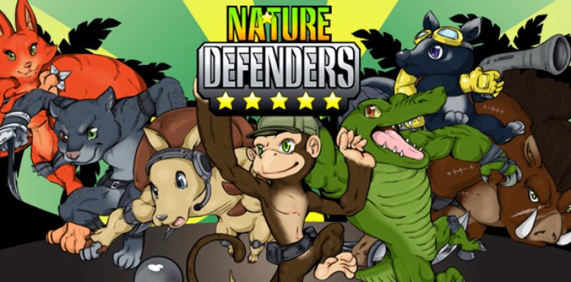 Sorteamos 5 claves de Nature Defenders