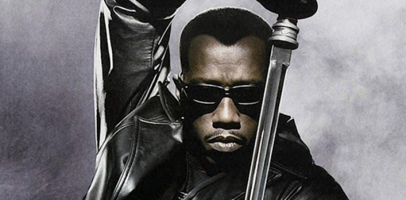 Wesley Snipes podría volver a ser Blade en la gran pantalla