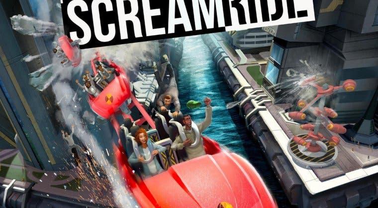 Imagen de ScreamRide llega a Xbox en marzo